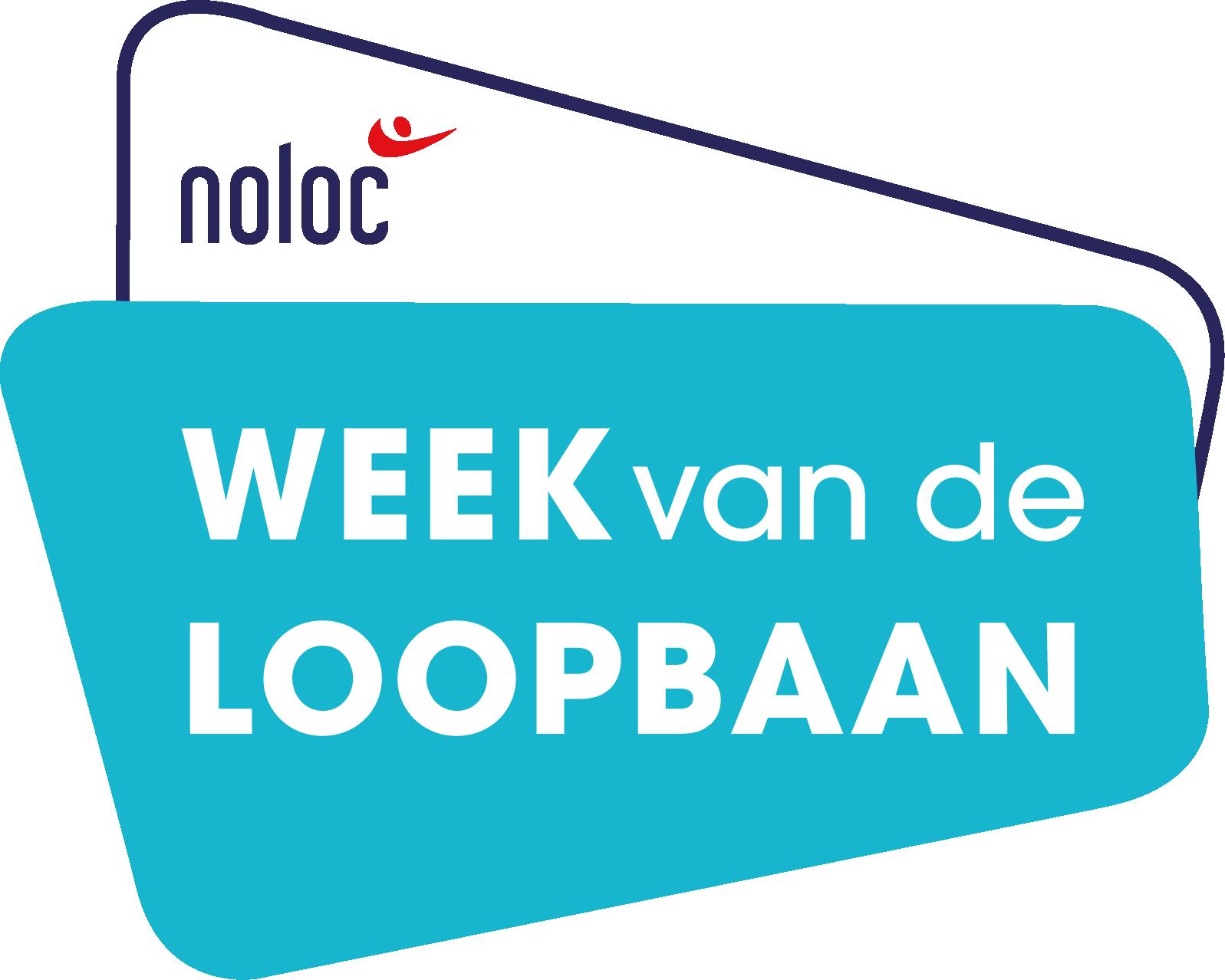 logo Noloc week van de loopbaan