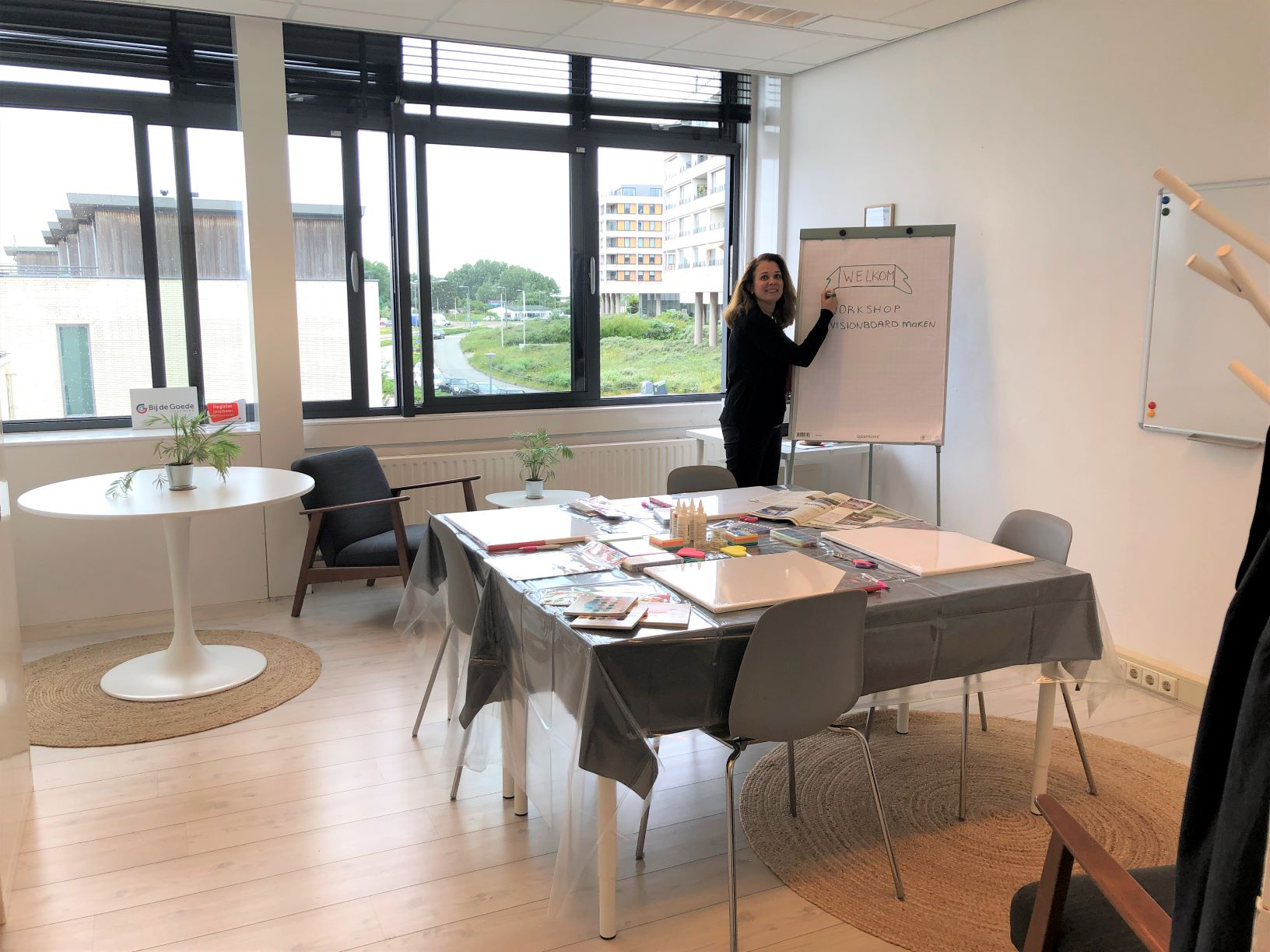 workshop visionboard maken
